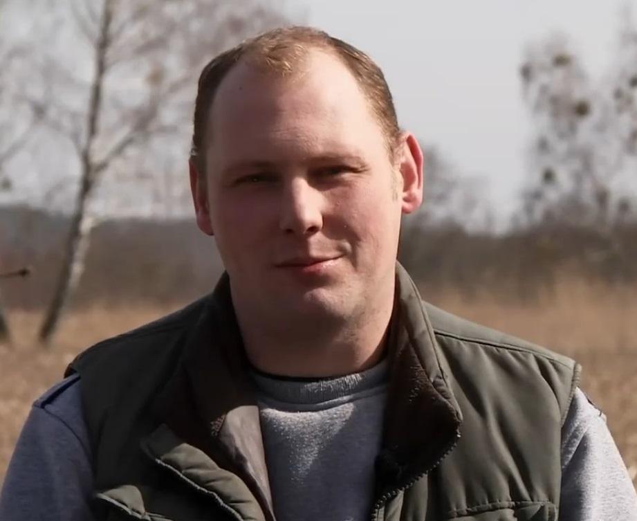 Adrian 33 lata woj. zachodniopomorskie Rolnik Szuka Żony