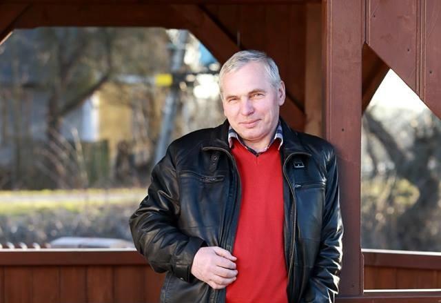 Zbigniew 57 lat (Krowica) Rolnik Szuka Żony