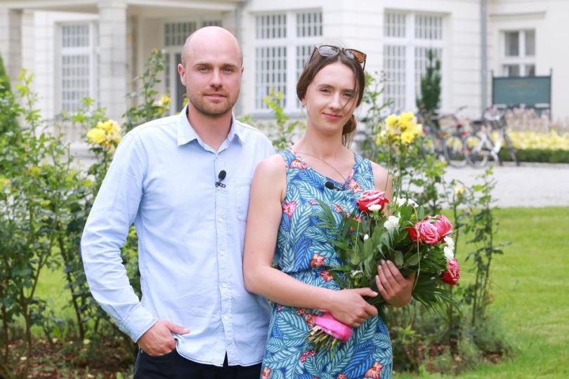 Patrycja Dziubich jest w ciąży była kandydatka Łukasza Rolnik Szuka Żony