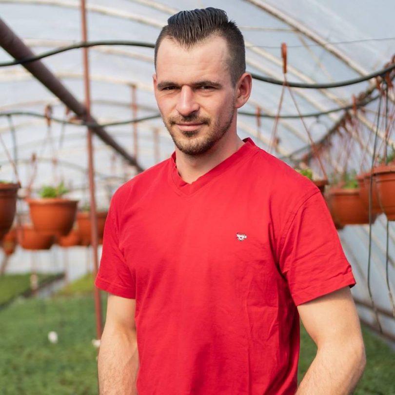 Adrian 28 lat - Małopolska Rolnik Szuka Żony