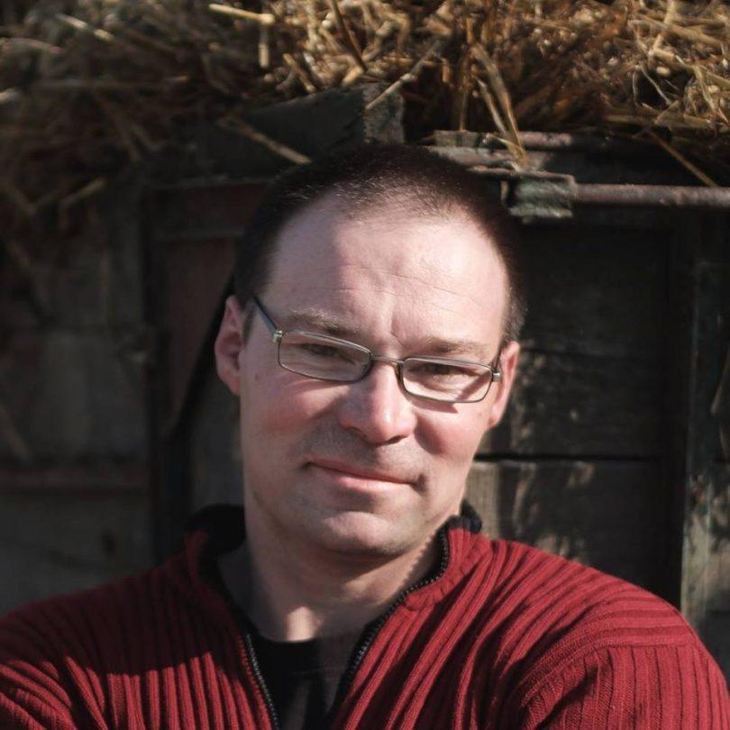 Sebastian 37 lat - Wielkopolska Rolnik Szuka Żony