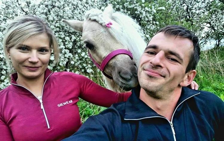 """Ilona i Adrian z """"Rolnik szuka żony"""" na wakacjach, czyżby kryzys w związku zażegnany? Rolnik Szuka Żony"""