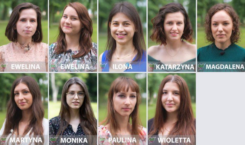 Kandydatki Maćka - sezon 7 edycja 2020 Rolnik Szuka Żony