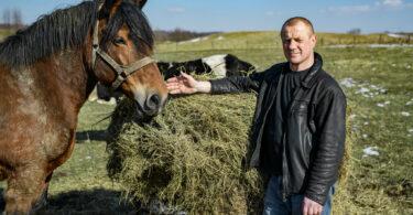 Krzysztof z Rolnik szuka żony 8 (55 lat, Mazury) Rolnik Szuka Żony